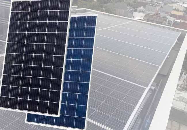 Cara memilih solar panel monocrystalline dan polycrystalline