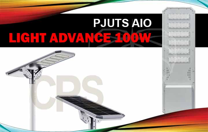 PJUTS AIO 100W Light Advance